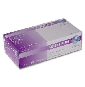 Unigloves Select Plus Latex puderfrei, Gr.XS, 100St